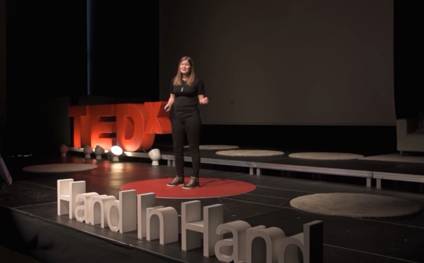 Discover Service-Learning in first person by Antonia McGrath (TEDxYouth@Zurich)